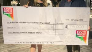 Fudnraising Appeal Cheque